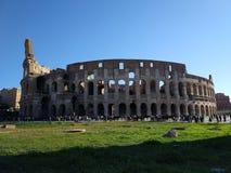 Prachtige Colosseum van Rome stock fotografie