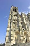 Prachtige kathedraal Stock Afbeelding