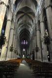 Prachtige kathedraal Stock Foto's