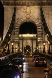Prachtige Kettingsbrug Stock Afbeelding
