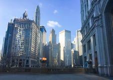 PRACHTIGE MIJL, CHICAGO Stock Foto