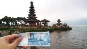 Prachtige ontzagwekkend van Bali Stock Foto's