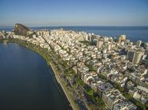 Prachtige stad Prachtige plaatsen in de wereld stock foto