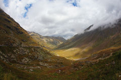 Prachtige vallei Royalty-vrije Stock Afbeelding