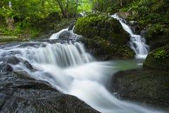 Prachtige waterval Royalty-vrije Stock Fotografie