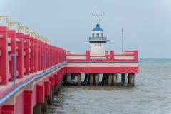 Prachuap Khiri Khan miasta latarnia morska Obrazy Stock