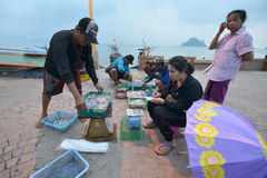 Prachuap Khiri Khan, Thailand Stock Photos