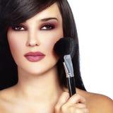 Makeup Obrazy Stock