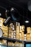Pracownianego stroboskopu Lekki, Pracowniany stroboskop/Pracowniany stroboskop w fotografii studiu/ Zdjęcia Royalty Free