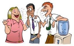 pracownicy ilustracja wektor