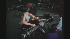 Pracownicy Gromadzić Axle zbiory wideo