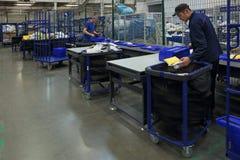 Pracownicy w miejscu pracy Zdjęcie Stock