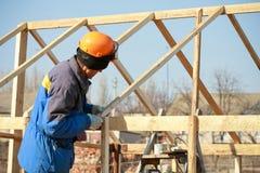 pracownik budowlany zdjęcie royalty free