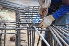 pracownik budowlanych obrazy stock