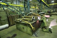 pracownik fabryczny Zdjęcie Royalty Free