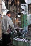 pracownika maszynowy workingwith zdjęcie royalty free