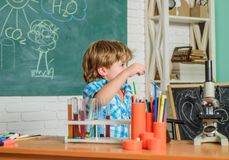Practical knowledge. Basic knowledge. Study hard. Measurable outcomes. Child care and development. Critical thinking and. Problem solving. Science club royalty free stock image