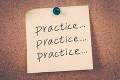 Free Practice Stock Photography - 100374012