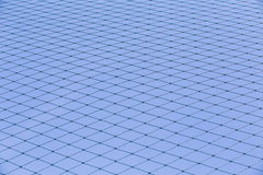 Practice nets pattern. Stock Photos