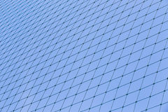 Practice nets pattern. Royalty Free Stock Photos