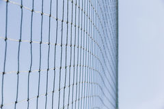 Practice nets pattern. Royalty Free Stock Image