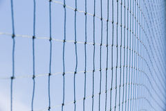 Practice nets pattern. Stock Image