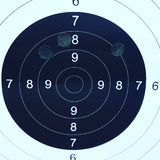 Practice, PT pindad, 75M, shooting, firearm, royalty free stock photography