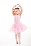 Practising, ballerina Royalty Free Stock Image
