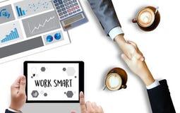 Pracującej pracy rozwoju Mądrze Produktywna Wydajna Wzrostowa przepustka Obraz Stock