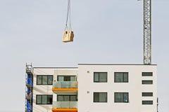 Pracujący budowa żuraw Aktualizacja 201 Gosford Marzec, 2019 obrazy stock