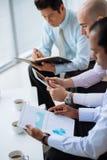 Pracujący ludzie biznesu Fotografia Stock