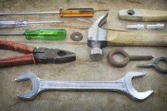 Pracujący narzędzia Zdjęcia Stock