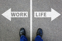 Pracy życia równowagi utrzymania stres stresujący się relaksuje zrelaksowanych zdrowie bu Zdjęcie Stock
