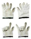 Pracy rękawiczka zdjęcie stock