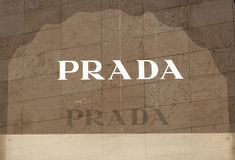 Prada Stock Photography