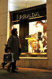 Prada Royalty Free Stock Photography
