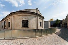 Prada foundation (Fondazione Prada) - Milan, Italy Royalty Free Stock Image