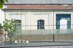 Prada foundation (Fondazione Prada) - Milan, Italy Stock Images