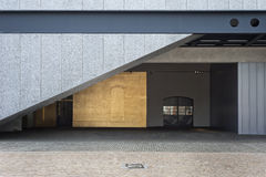 Prada foundation (Fondazione Prada) - Milan, Italy. Fondazione Prada - an institution dedicated to contemporary art and culture. Its was opened in May 2015 in Stock Photo