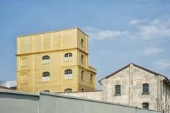 Prada foundation (Fondazione Prada) - Milan, Italy Stock Image