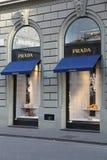 Prada Italy Stock Image