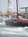 Prada Luna Rossa Royalty Free Stock Photography
