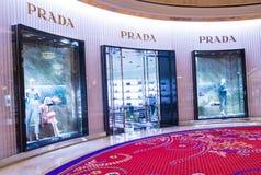 Prada Store Stock Photos