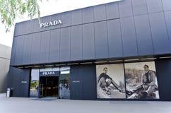 Prada Store in Metzingen, Germany Royalty Free Stock Images