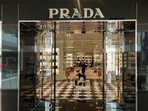 Prada Store, Scottsdale,Az,USA Royalty Free Stock Photography