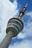 Praded tower in Jeseniky Stock Images