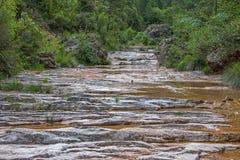 Prades Mountain Stream Stock Images
