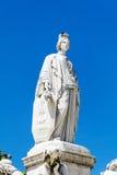Pradier fountain in Nimes,France Stock Photos
