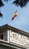 prado μουσείων της Μαδρίτης Στοκ φωτογραφία με δικαίωμα ελεύθερης χρήσης