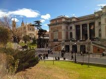 prado της Μαδρίτης Στοκ εικόνα με δικαίωμα ελεύθερης χρήσης